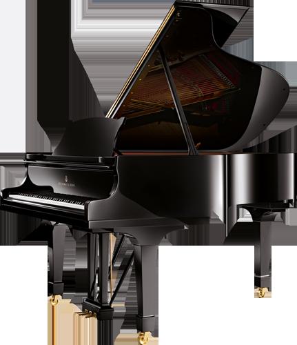 """施坦威称这款琴为""""最大众的三角钢琴"""",这是一台小型的音乐会三角钢琴,适合学校和音乐学院,如果您有足够大的空间,这将是一个很好的选择。 台全新的施坦威钢琴"""