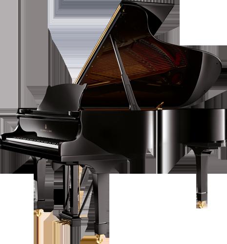 """施坦威把这款琴称作""""音乐教室三角""""。它适合于更大的空间,例如,独奏会,录音棚。"""