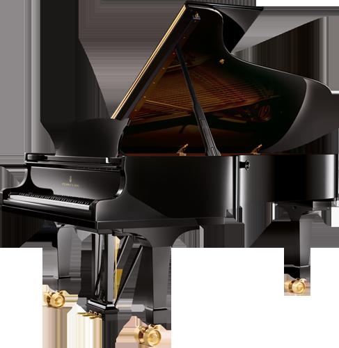 施坦威 型号 C 是一款音乐会三角钢琴,适合于小型的音乐厅。
